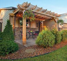 How To Build A Covered Pergola by 1000 Ideas About Front Porch Pergola On Pinterest Pergolas Front
