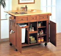 kitchen island cart with breakfast bar kitchen carts with drop leaf craftsman butcher block drop leaf