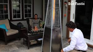Costco Patio Heater by Suntastic Commercial For Costco Uk Youtube