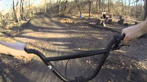 dirt jumps the woods in dallas youtube