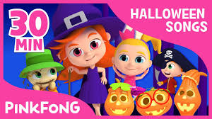 List Of Halloween Movies For Kids The Best Songs Of Halloween Compilation Pinkfong Songs For