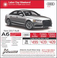 audi a6 lease specials west islip new york 11795 atlantic