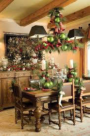 Best Christmas Table Decorations Images On Pinterest - Dining room table decorations pinterest