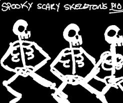 Spooky Scary Skeletons Meme - spooky memes pio