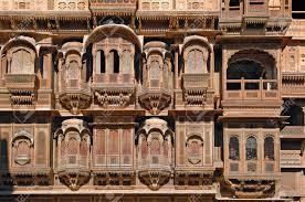 home design rajasthani style india rajasthan jaisalmer patwa aveli this aveli is famous