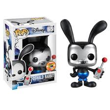 rabbit merchandise sdcc exclusive oswald the lucky rabbit pop figure by sonicboyant