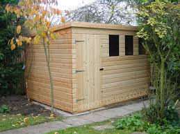 shed craft dog kennel and run