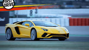 Lamborghini Aventador Drift - the 2017 lamborghini aventador s will make you an instagram god