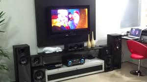 home theater sony home theater sony muteki 1200w rms 5 2 canais youtube
