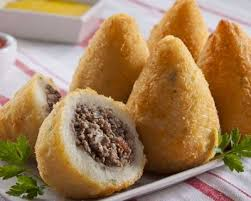 viande facile à cuisiner recette coxinha croquette brésilienne à la viande hachée facile