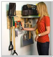 yard tool storage ideas home design ideas