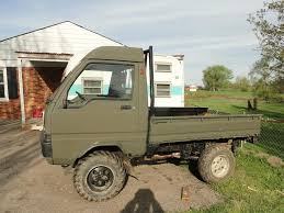 mitsubishi mini truck lifted new minicab owner near cincinnati japanese mini truck forum