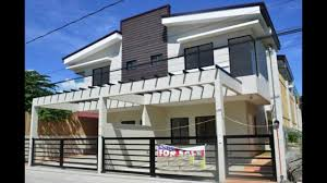House For Plans by Bf Homes Brandnew Duplex House For Sale In The Philippines Youtube