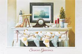 beach u0026 tropical theme christmas cards oceanstyles com