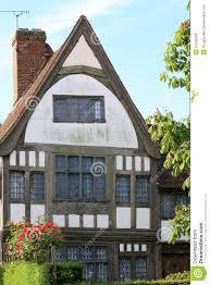 old tudor house english royalty free stock photos image 10442868