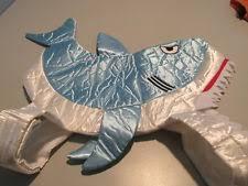 Dog Shark Halloween Costume Shark Dog Clothing U0026 Shoes Ebay