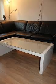 furniture ikea glass coffee table metal legs square modern ikea