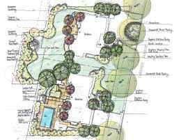 architect plan landscape architecture drawing landscape architect drawings