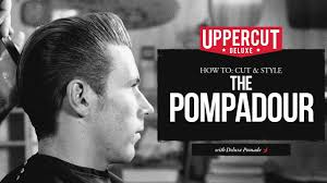 haircut tutorial how to cut u0026 style the pomp x uppercut deluxe