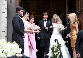 cox wedding dress andrea catsimatidis wedding christopher nixon cox photos