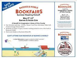 Barnes And Noble 14 Street Barnes U0026 Noble Summer Reading Program Book Fair United Way Of