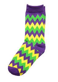 mardi gras socks chevron mardi gras socks