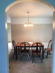 keep home simple acre house dining room
