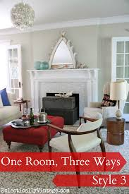 different room styles one room three ways style 3 living room tour