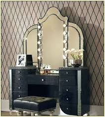 light up makeup table vanity with light up mirror house decorations