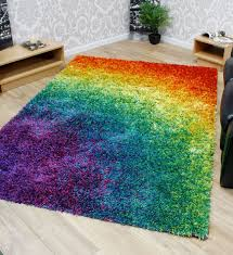 Rainbow Bedroom Decor Funky Rainbow Wall Decals Various Designs To Choose From Funk
