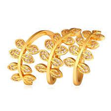 cincin lapis emas set perhiasan wanita lazada co id
