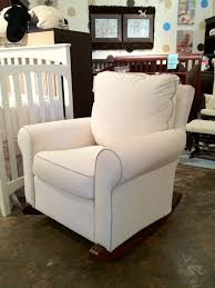 Reclining Rocking Chair Nursery Gray Rocker Recliner For Nursery 9593 With Regard To Chair