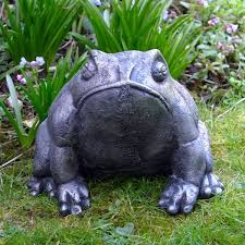 large metal frog garden ornament frogs garden