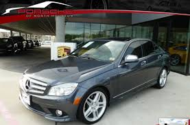 2008 mercedes c350 porsche of houston pre owned vehicle of the week 2008
