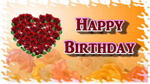 happy birthday my dear sweet greeting card for