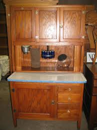 antique bakers cabinet oak hoosier kitchen cabinet 1495 00