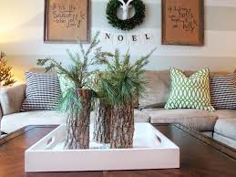 jessica stout design diy tree stump vase holiday arrangement