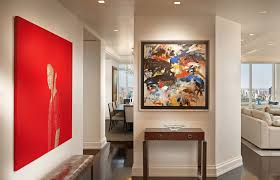 Foyer by Color In Full Effect Artsy Pinterest Foyers Modern Foyer