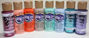 deco art americana new color kits