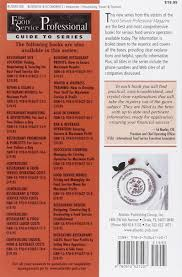 the food service professional guide to waiter u0026 waitress training