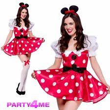 complete minnie mouse fancy dresses ebay
