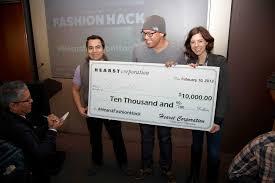 hearst magazine customer service fashion app nets techie team a big prize houston chronicle