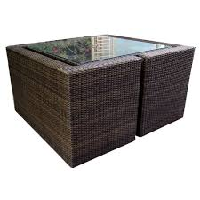 Rattan Patio Furniture Sets by Patio 35 Patio Furniture On Sale Brown Rattan Garden