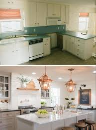 Kitchen Remodel Before And After by Best 25 Small Kitchen Renovations Ideas On Pinterest Kitchen