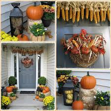 Pictures Of Front Porches Decorated For Fall - my front porch for fall hometalk