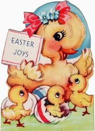 Vintage Easter Decorations On Pinterest by 746 Best Easter Cards Vintage Images On Pinterest Vintage