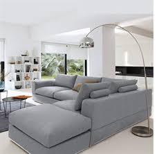 salon du canapé canapé d angle dakota redoute intérieurs maison