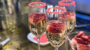 new years chagne glasses last minute new year s party food and drinks recipes today