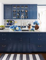painting my kitchen cabinets blue must tips for painting kitchen cabinets better homes