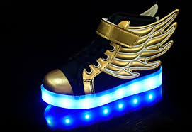 led light up shoes for boys slevel led light up shoes usb flashing sneakers for kids boys girls